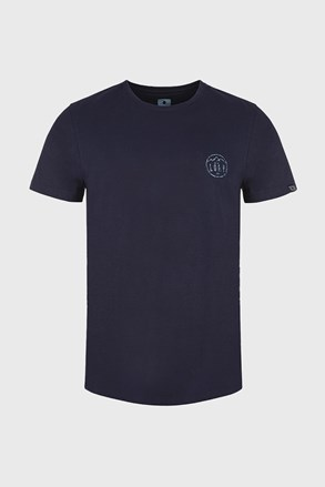 Σκούρο μπλε μπλουζάκι LOAP Antti
