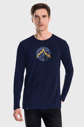 Μπλούζα LOAP Albert μπλε