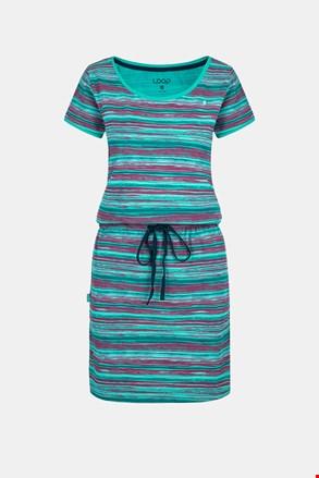 Γυναικείο φόρεμα LOAP Benita πράσινο