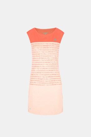 Γυναικείο φόρεμα LOAP Abrisa πορτοκαλί