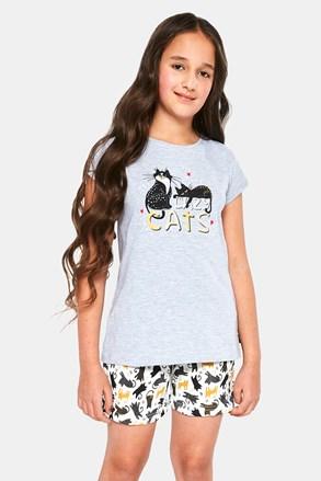 Πιτζάμα για κορίτσια Cats