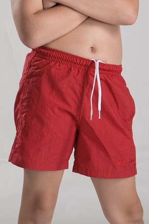 Μπικίνι σορτς για αγόρια GERONIMO κόκκινο