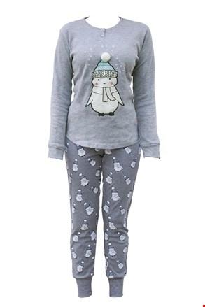 Γυναικεία πυτζάμα Little Snowman