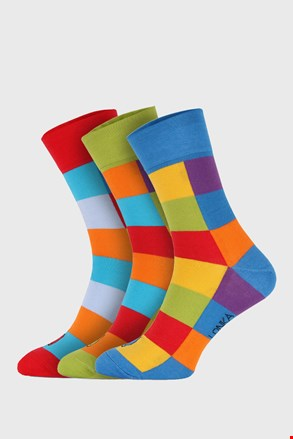 3 pack κάλτσες Decube Mix A