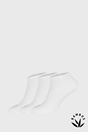 3 PACK κάλτσες από μπαμπού Desi λευκές