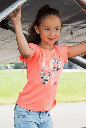 Αθλητικό μπλουζάκι για κορίτσια Love