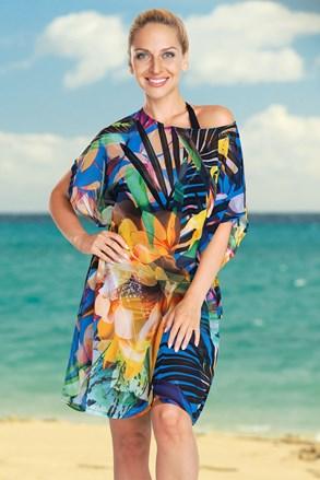 Γυναικείο φόρεμα παραλίας Jungle Flower