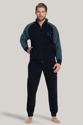 SET μπλε φούτερ με παντελόνι James