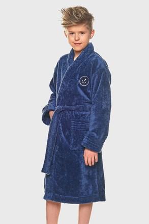 Ρόμπα για αγόρια Elegant μπλε Ι