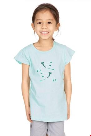 Μπλουζάκι για κορίτσια Hapi