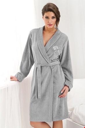 Γυναικείο πετσετέ μπουρνούζι Beáta