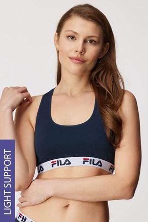 Γυναικείο αθλητικό σουτιέν FILA Underwear Navy
