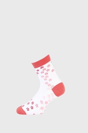 Κάλτσες για κορίτσια με λουλουδάκια