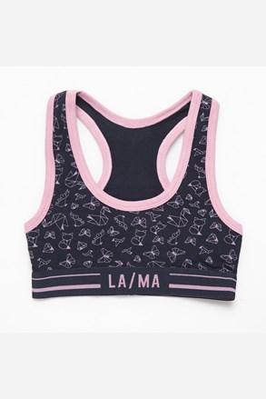 Τοπ για κορίτσια LAMA μπλε