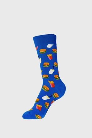 Κάλτσες Happy Socks Hamburger