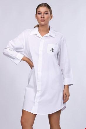 Γυναικείο νυχτικό Ralph Lauren λευκό