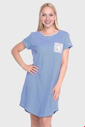 Γυναικείο νυχτικό Ralph Lauren Blue Stripe