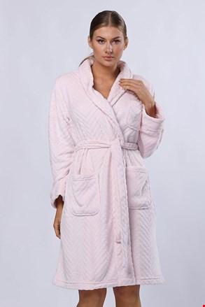 Γυναικεία ρόμπα Ralph Lauren ροζ