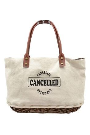 Γυναικεία τσάντα παραλίας Land