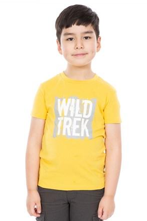 Μπλουζάκι για αγόρια Zealous