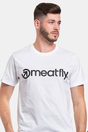 Κοντομάνικη μπλούζα Meatfly Logo
