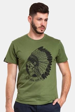 Κοντομάνικη μπλούζα Meatfly Chief
