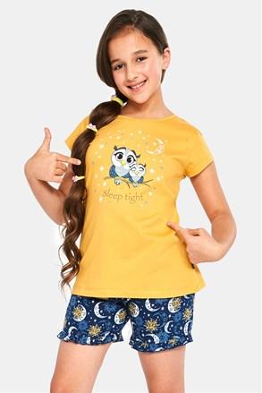 Πιτζάμα για κορίτσια Owls