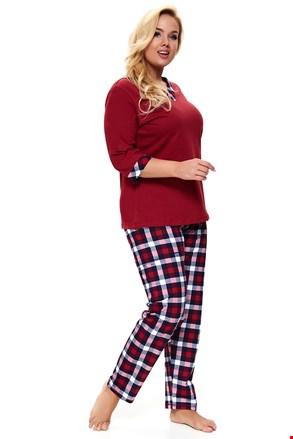 Γυναικεία πυτζάμα Lady in Red Plus size