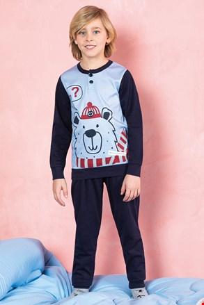 Πυτζάμες για αγόρια Bear μπλε