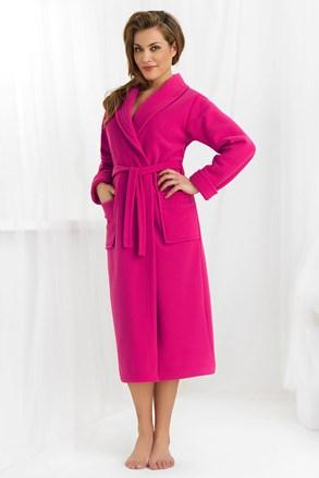 Γυναικείο πετσετέ μπουρνούζι Amarant