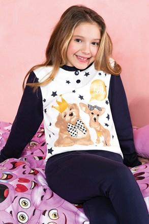 Πυτζάμες για κορίτσια Hallo