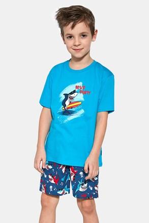 Πιτζάμα για αγόρια Shark surf
