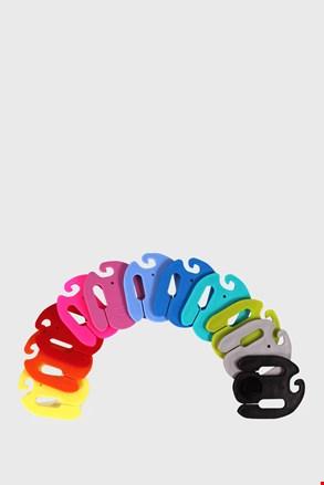 Χρωματιστά κλιπ για κάλτσες
