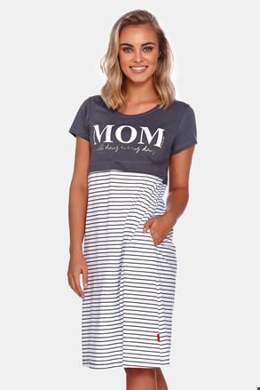 Νυχτικό μητρότητας θηλασμού Mom