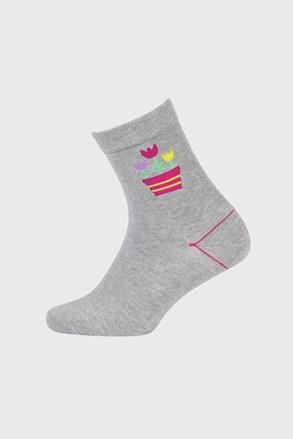 Παιδικές κάλτσες Flowers