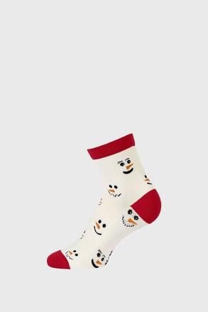 Παιδικές Χριστουγεννιάτικες κάλτσες Sněhulák
