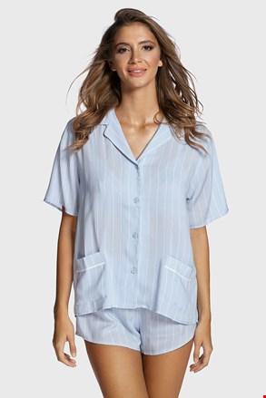 Γυναικείες πιτζάμες DKNY Logo Stripe