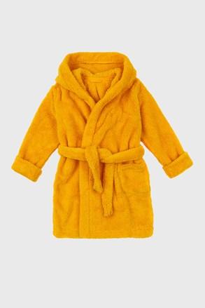 Ρόμπα για κορίτσια  Simple κίτρινη