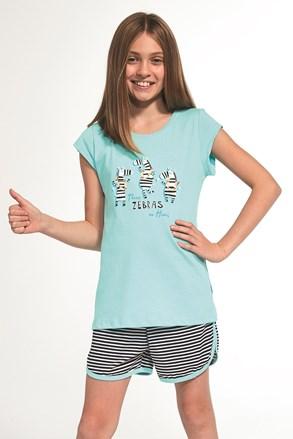 Πυτζάμα για κορίτσια Zebra
