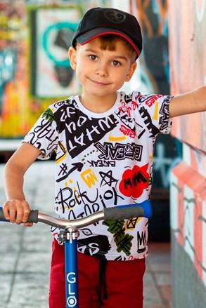 T-shirt για αγόρια Break
