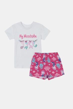 Καλοκαιρινό σύνολο για κορίτσια Mermaid