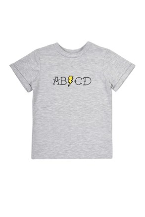 Παιδικό μπλουζάκι ABCD