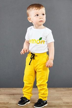 Παιδική φόρμα κίτρινη