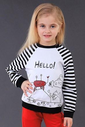 Παιδικό φούτερ Hello