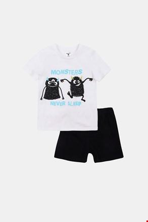 Φωτεινή πιτζάμα για αγόρια Monsters