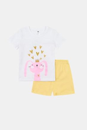 Φωτεινή πιτζάμα για κορίτσια Rabbit