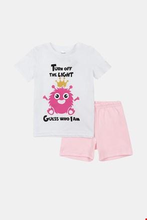 Φωτεινή πιτζάμα για κορίτσια Monsters
