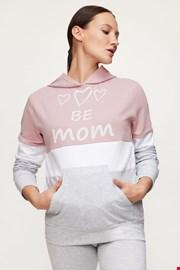 Φούτερ εγκυμοσύνης και θηλασμού Be Mum
