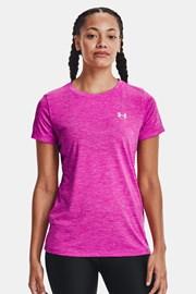 Ροζ αθλητικό μπλουζάκι Under Armour Twist