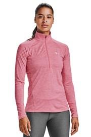Ροζ αθλητική μπλούζα Under Armour Twist